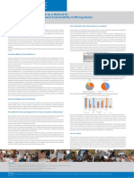 Participatory Rural Appraisal as a Method for Community Engagement toward Sustainability in Mining Sector