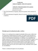 Dinensionamiento Del Puente