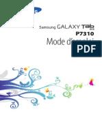 Galaxy Tab 8.9 GT-P7310 UM Open Honeycomb Fre