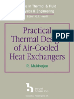 Practical Thermal Design of Air-Cooled Heat Exchangers