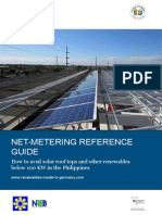 Net Metering Reference Guide Philippines