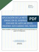 Informe DMAIC