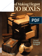 The Art of Making Elegant Wood Boxes.pdf