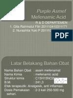 Asmef, R&D