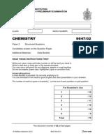 2013 Ri h2 Chem p2 Qp