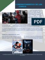 El Universo Cinematográfico de Los Comics