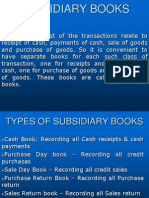 Subsidiary Books BBA.com