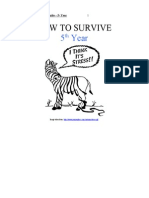 15 How to Survive- 5th Year (2008-2009)(2)