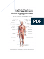 Clinical Applications for Cannabis and Cannabinoids
