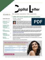 Capital Letter March 2014 - Fundsindia.com