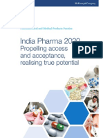 India Pharma 2020_Executive Summary_McKinsey