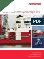 RoRo Offshore Doors, Platforms and Cargo Lifts Datasheet (Screen) 2013_Original_43210