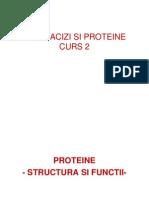 Amninoacizi Si Proteine Curs2
