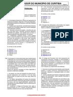 Prova Prova Procurador Estado Paraná - 2007