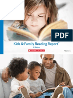 Scholastic KidsAndFamilyReadingReport 5thEdition