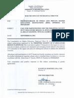 Endorsement - PSITE9 Regional assembly.PDF