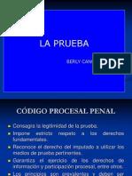 La Prueba - Exposición-cano Suarez