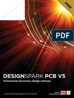 DesignSpark PCB V5 Brochure(ELE 0076-01)