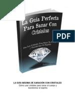 Cristales, Guia Sanacion