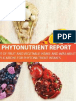 Global Phytonutrient Report Commissioned by the Nutrilite Health Institute