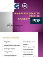 Powerpoint Breast Cancer-pke