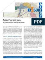 Alert 34-Sykes-Picot and Syria