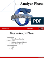 Six Sigma 9 Analyze-2