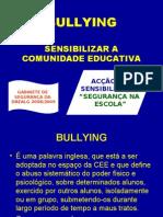 Apresentação bullying 2008 set