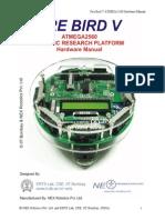 FireBird V Hardware Manual V1.08 2012-10-12