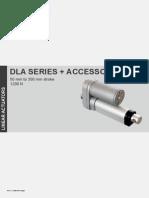 Transmotec Actuators DLA Eng D
