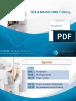 Sfa & Marketing Training- AX 2012 R2