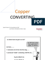 Copper Converting