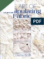 Wolff -The Art of Manipulating Fabric