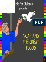 Noah and the Great Flood English