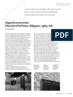 Sigurd Lewerentz_Church of St Peter