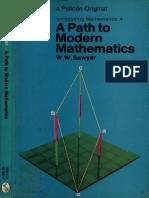 Sawyer APathToModernMathematics