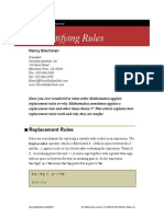 Nancy Blachman - Mathematica Journal - Demystifying Rules [2002] [p18]