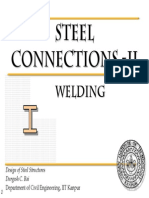 Steel Connection Welding