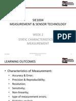 Lecture Notes(Sensor)
