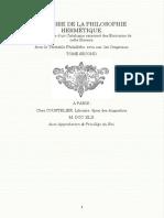 (Abbé) M. Lenglet Dufresnoy - Histoire Tome II