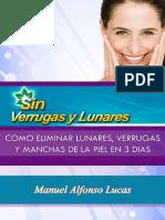 Manuel Alfonso Lucas - Sin Verrugas y Lunares (Demo)