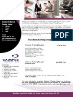 Building Design Suite Training Passport