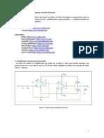 Amplificadores de Potencia - Filtros Activos (1)