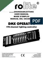 dmx operator