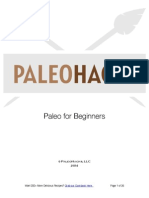 Paleo for Beginners 2014