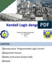 logic control with plc