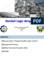 logic control with plc