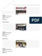 Dealer Motor Bekas Bandung