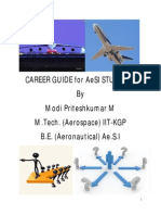 Career Guide for AeSI Students
