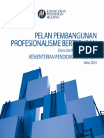 Pelan Pembangunan Professionalisme Berterusan